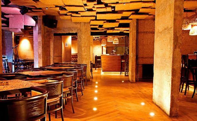 Hamam Jazz Bar
