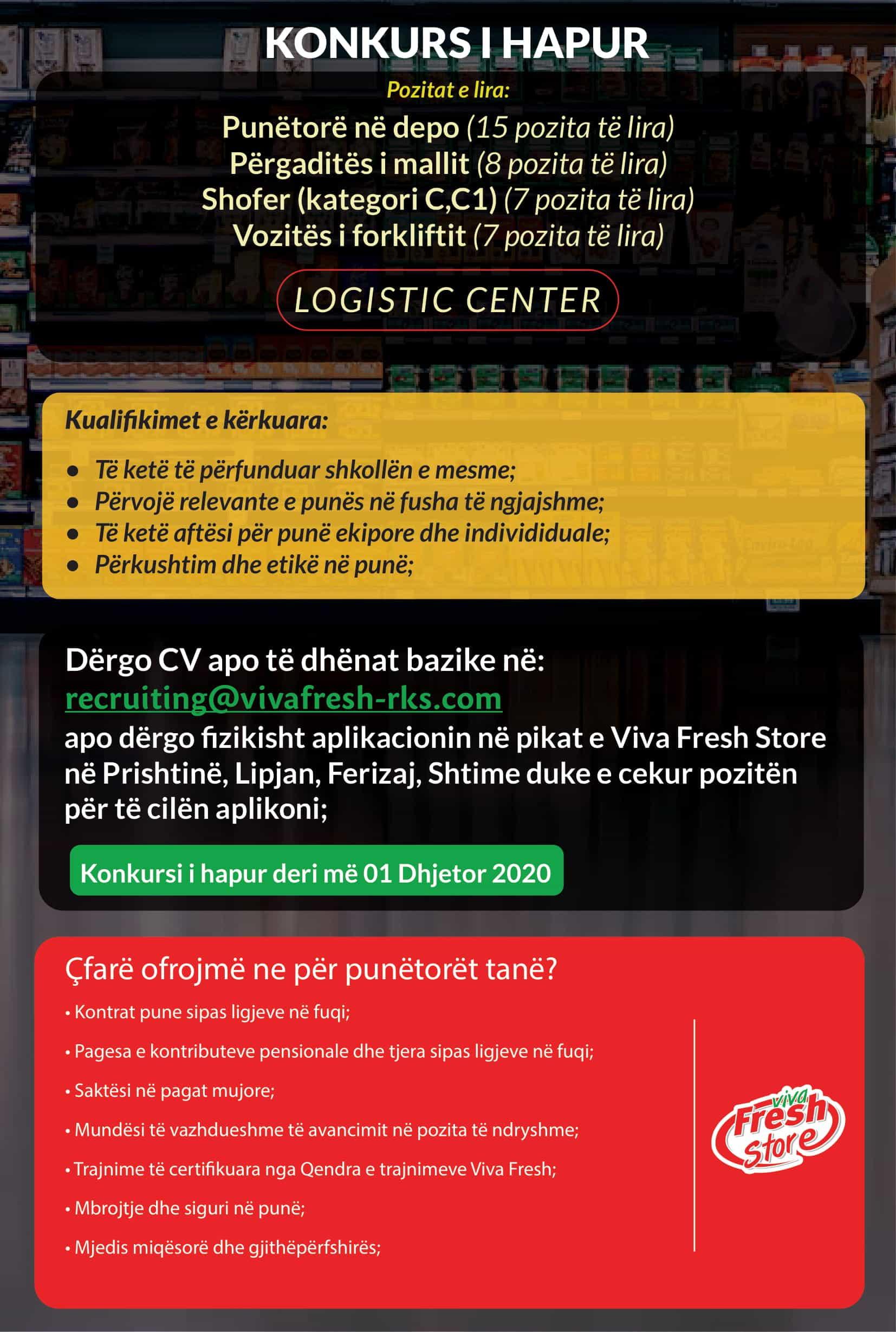 Viva Fresh Logistic Center