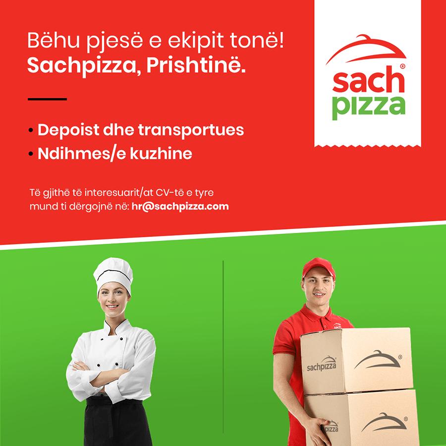 Sach Pizza Konkurs
