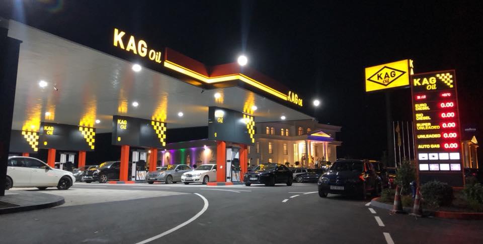 KAG Oil Footer
